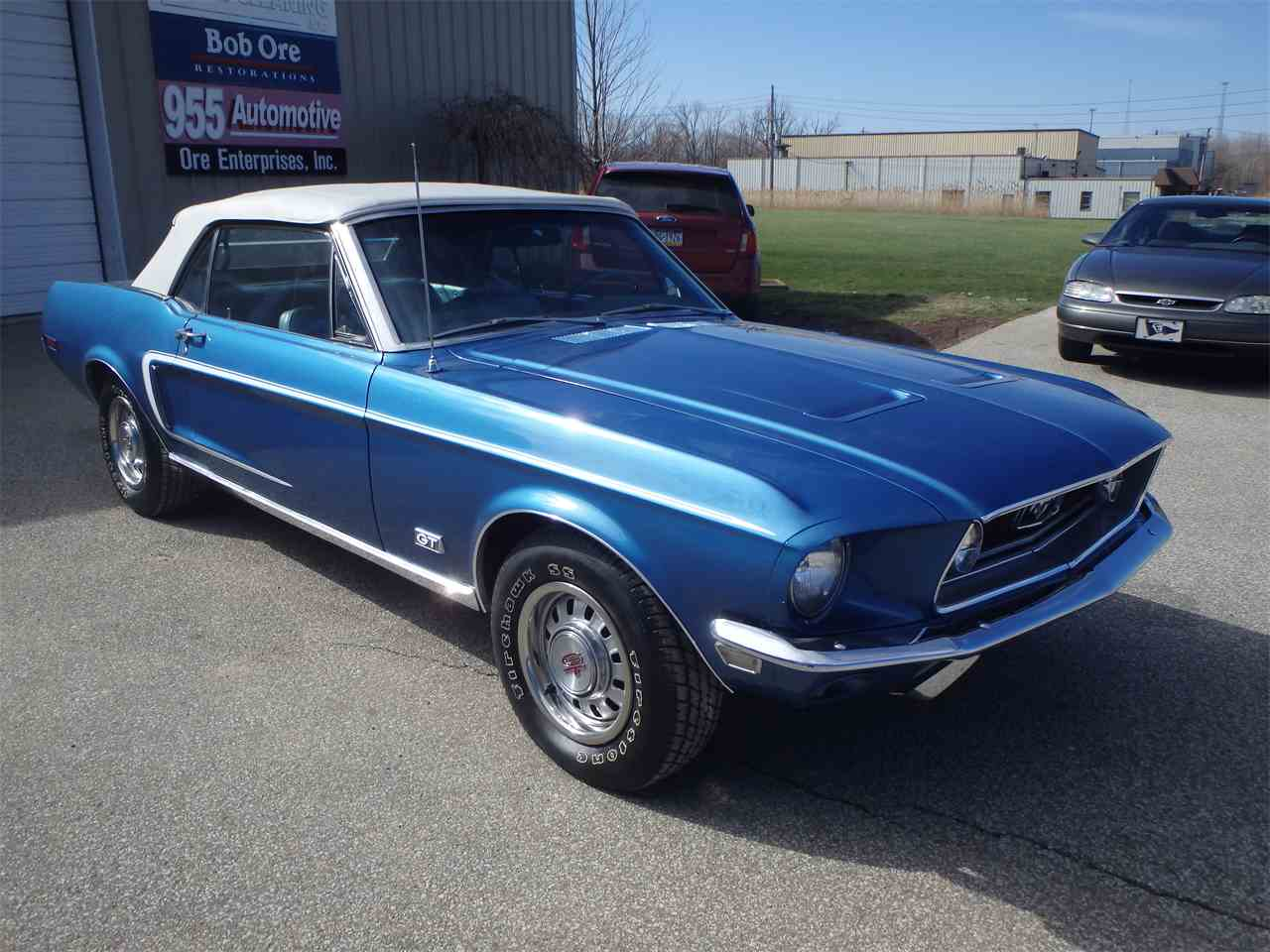 1968 Ford Mustang GT for Sale | ClassicCars.com | CC-874121