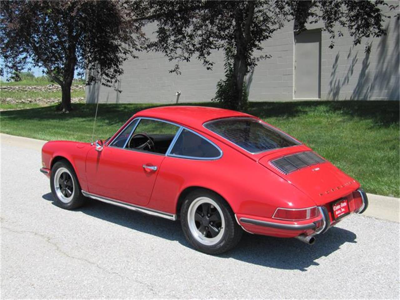 Large Picture of '71 911T - IQH8