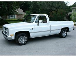 Picture of 1987 Silverado located in Lakeland Florida Offered by MJC Classic Cars - IQHJ
