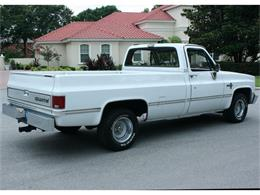 Picture of '87 Chevrolet Silverado located in Lakeland Florida Offered by MJC Classic Cars - IQHJ