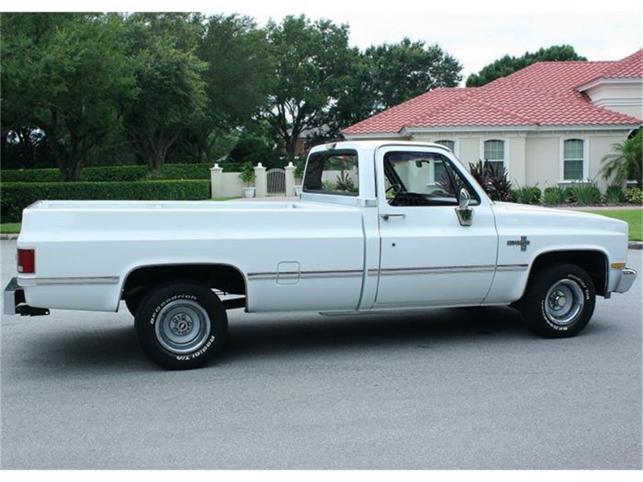 Large Picture of 1987 Silverado Offered by MJC Classic Cars - IQHJ