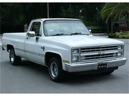 Picture of 1987 Silverado located in Lakeland Florida - $19,500.00 Offered by MJC Classic Cars - IQHJ