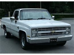 Picture of 1987 Chevrolet Silverado Offered by MJC Classic Cars - IQHJ