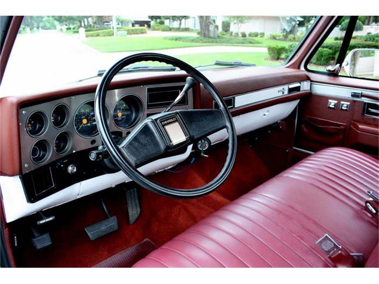Large Picture of '87 Silverado located in Lakeland Florida - $19,500.00 Offered by MJC Classic Cars - IQHJ