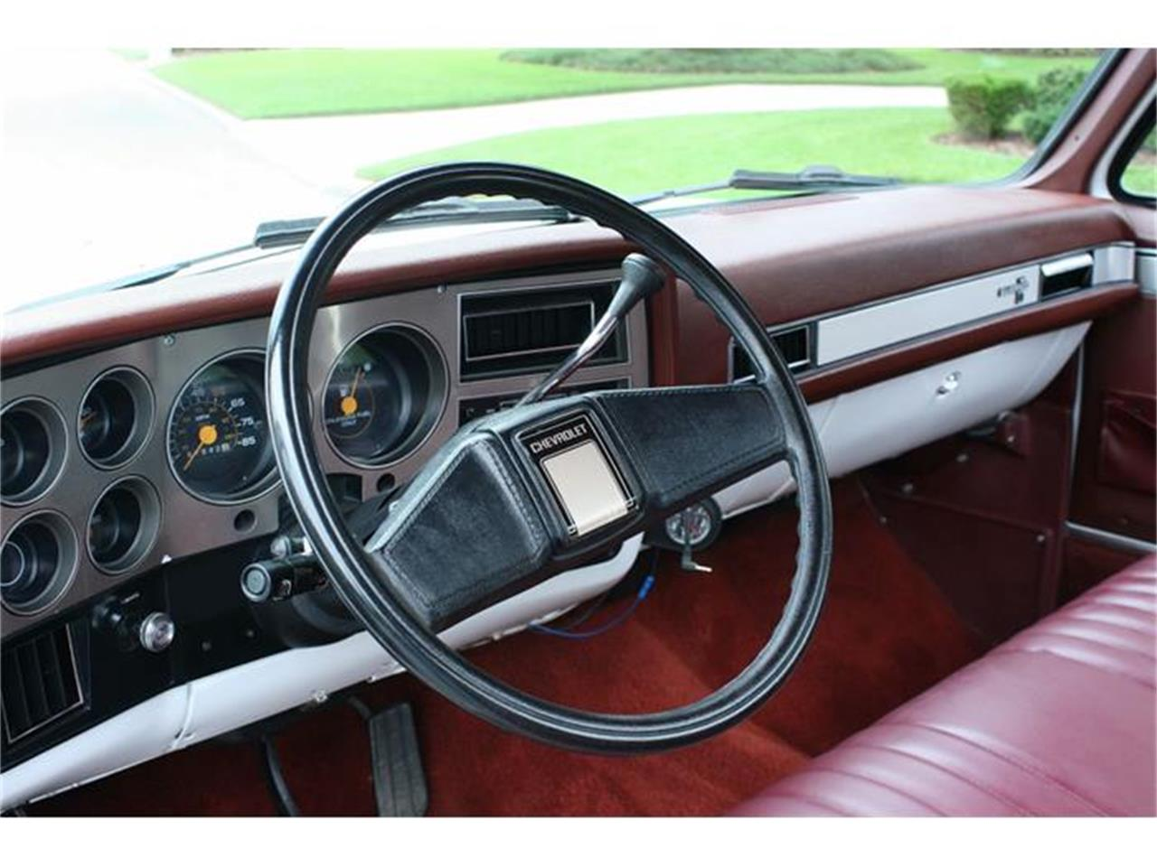 Large Picture of '87 Silverado located in Florida Offered by MJC Classic Cars - IQHJ