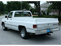 Picture of '87 Silverado located in Florida Offered by MJC Classic Cars - IQHJ