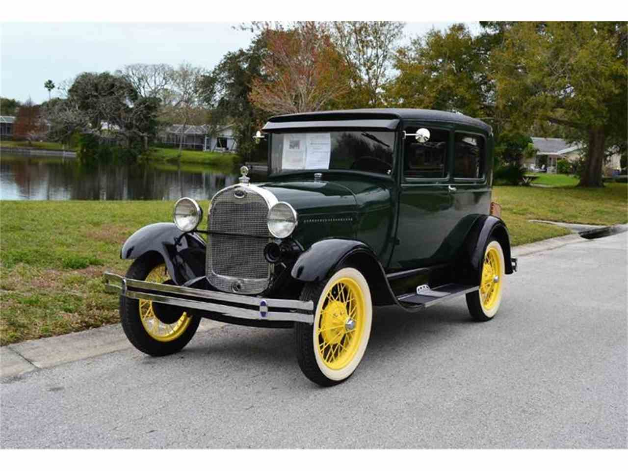 Large Picture of '28 Model A - IQIE