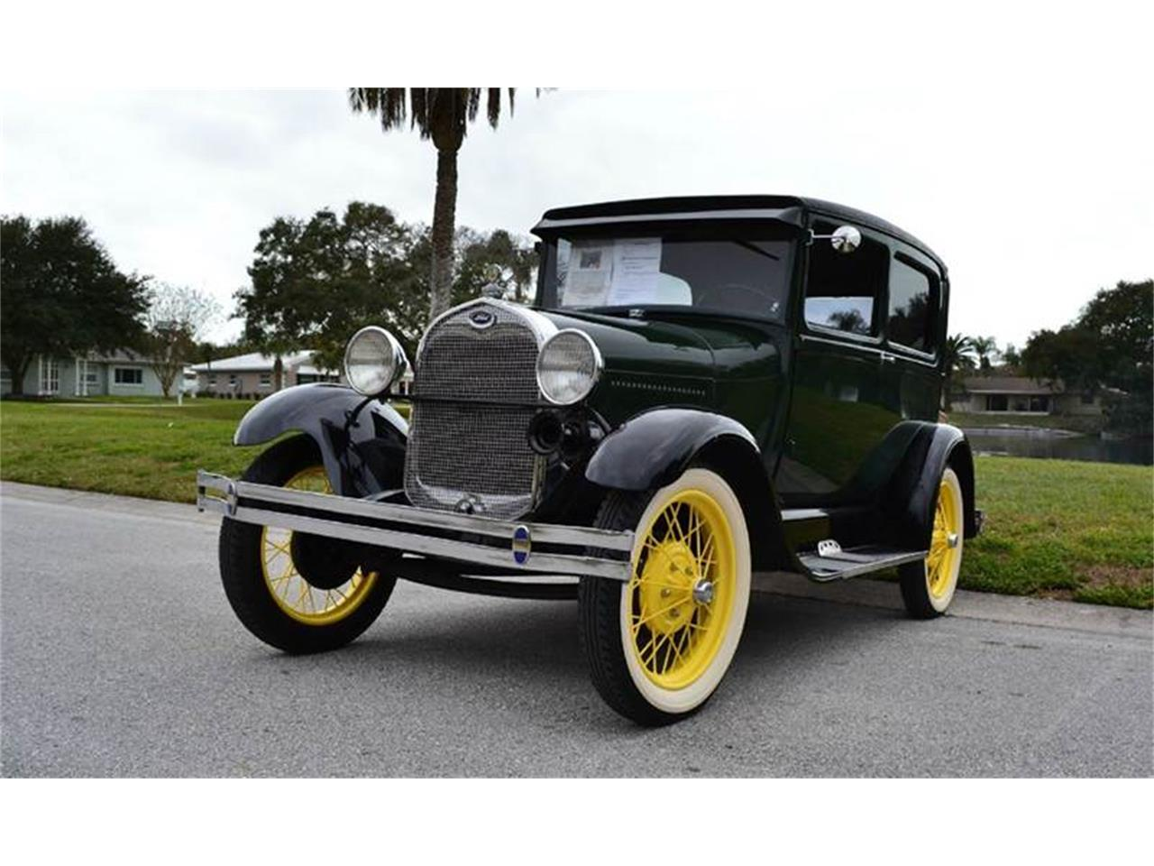 Large Picture of Classic '28 Model A located in Clearwater Florida - $23,900.00 Offered by PJ's Auto World - IQIE