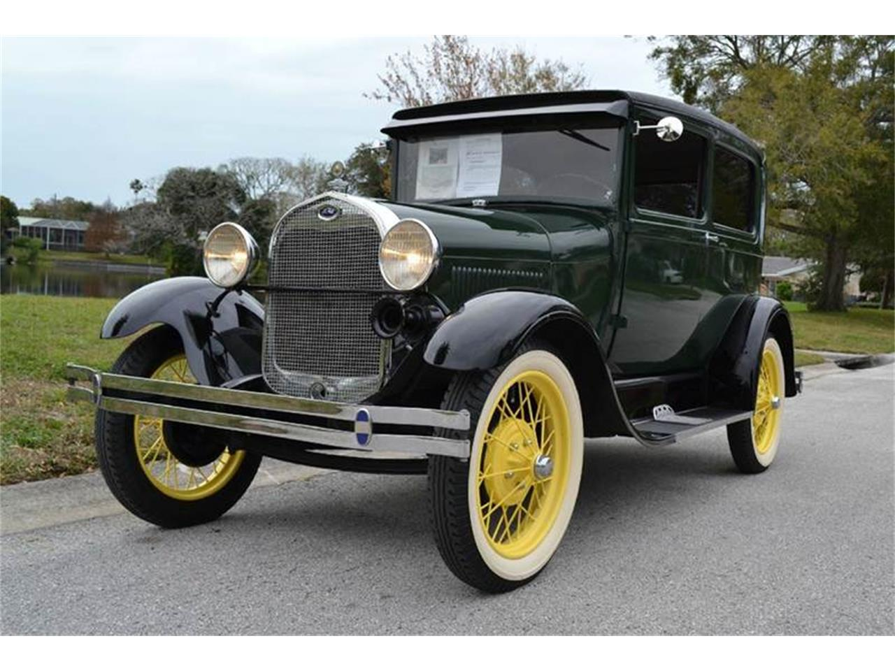 Large Picture of Classic 1928 Model A Offered by PJ's Auto World - IQIE