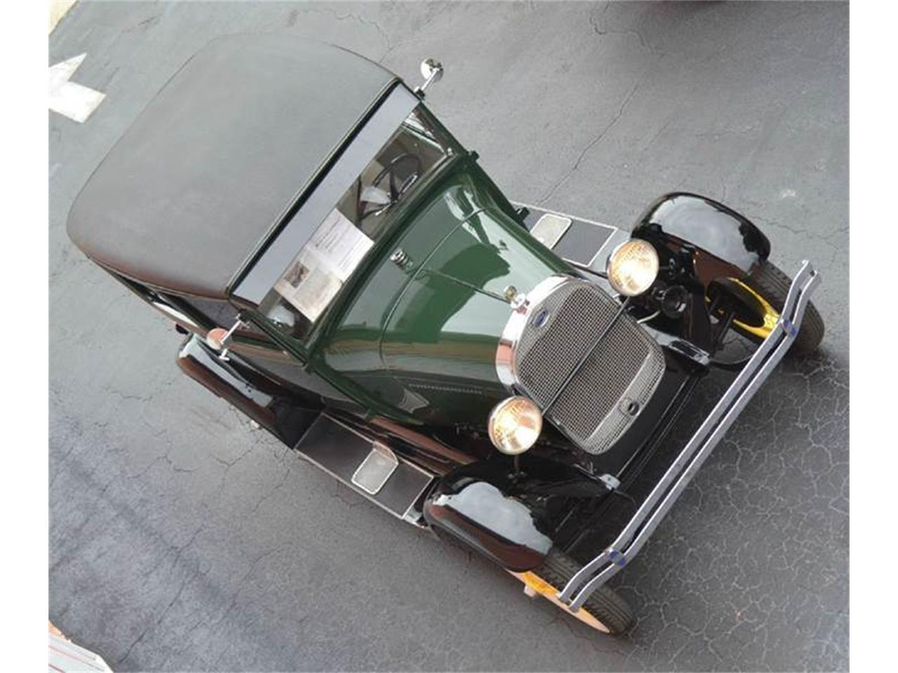 Large Picture of 1928 Model A - IQIE