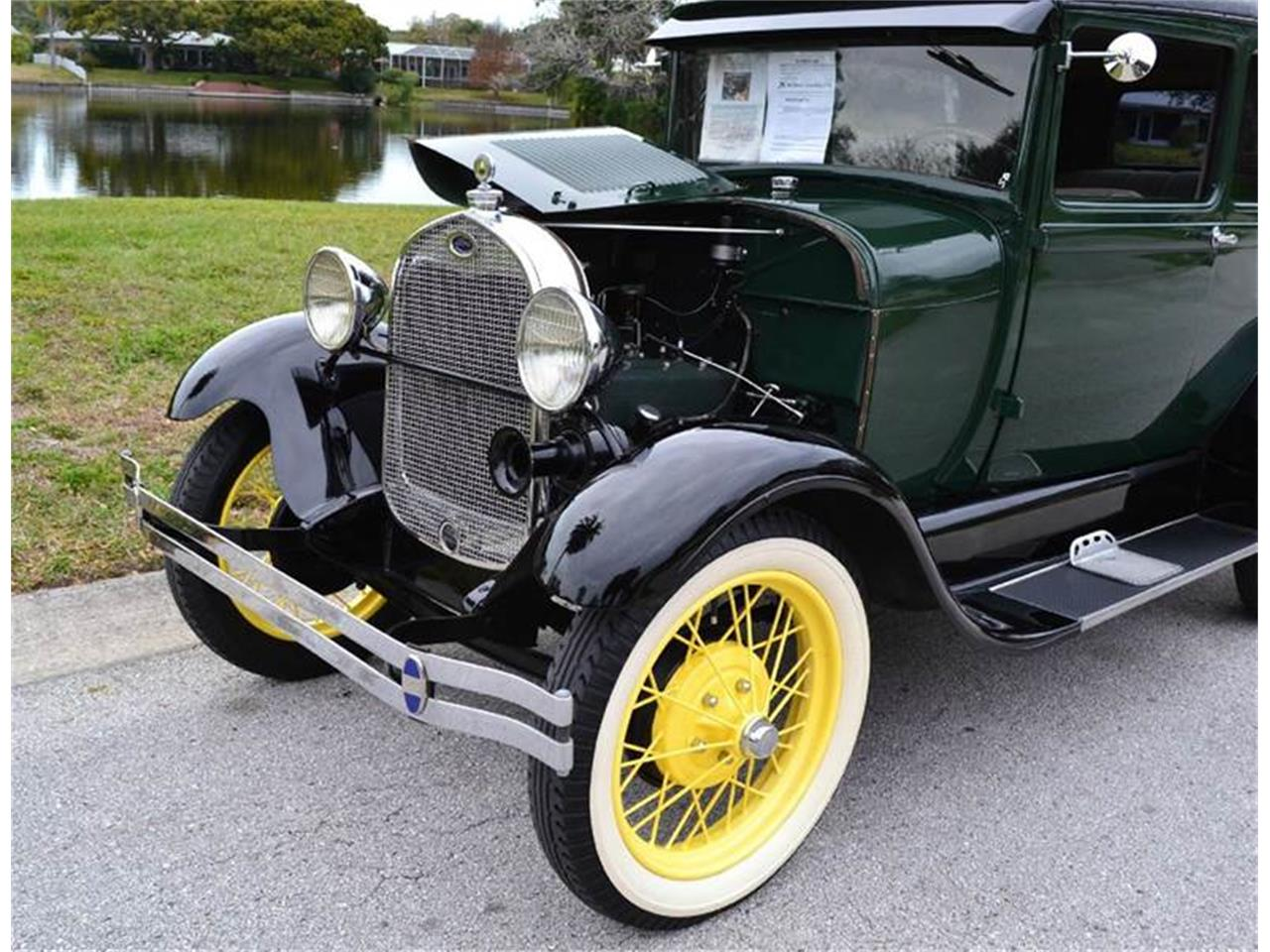 Large Picture of Classic 1928 Ford Model A located in Florida - IQIE