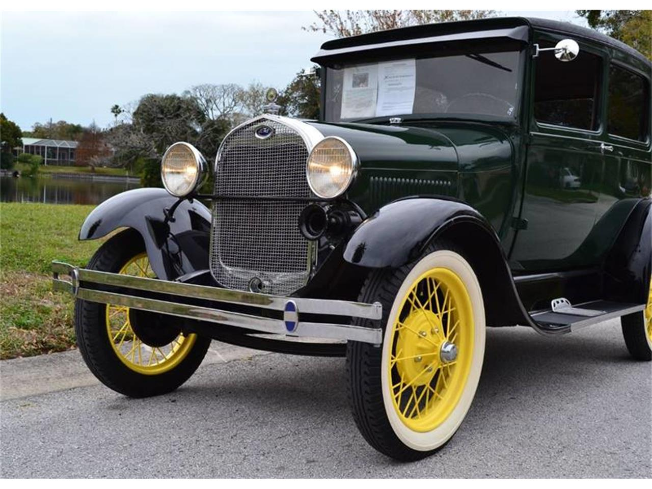 Large Picture of Classic '28 Model A - IQIE