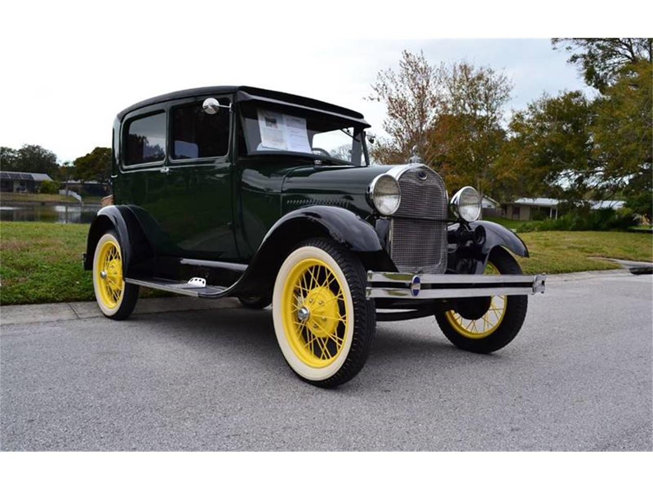 Large Picture of Classic '28 Model A - $23,900.00 - IQIE