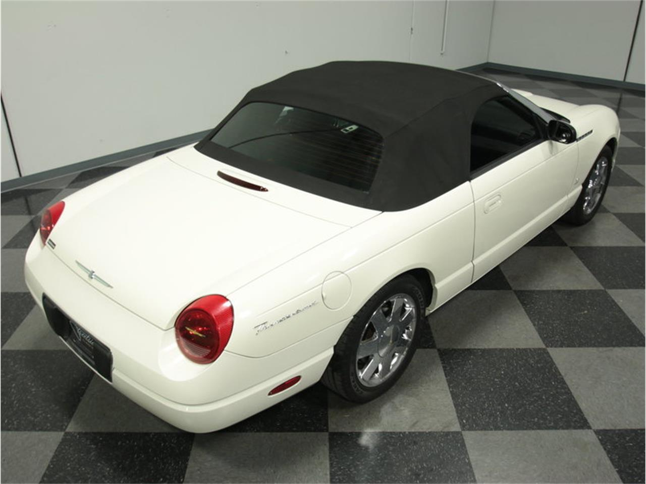 Large Picture of '03 Thunderbird - IQIS