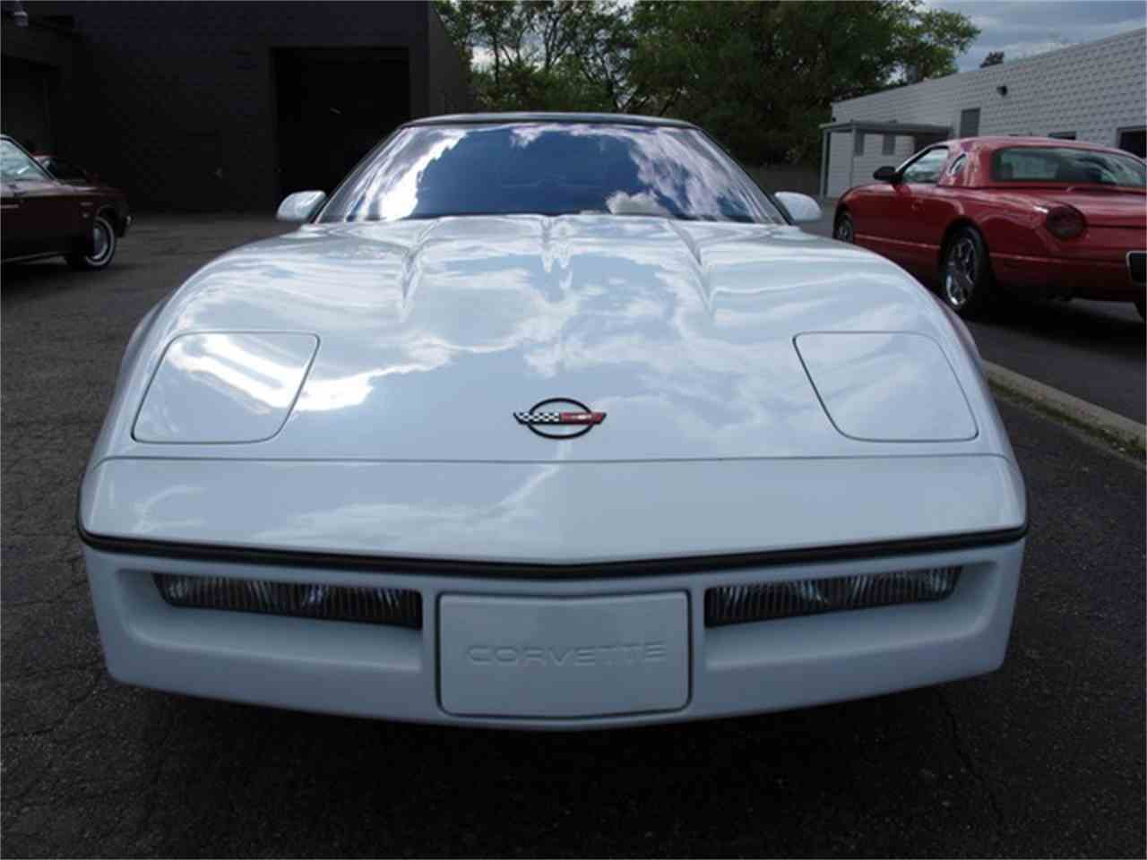Large Picture of '90 Corvette - IQLO