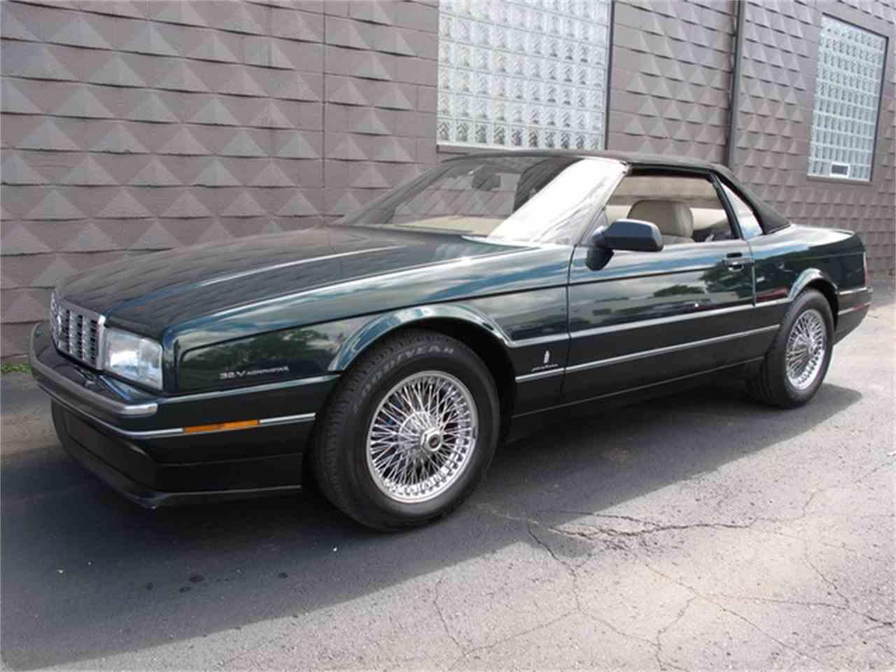 1993 Cadillac Allante for Sale | ClicCars.com | CC-874302