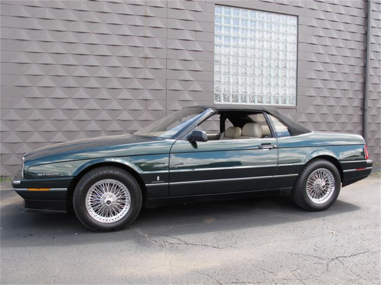 Large Picture of 1993 Cadillac Allante located in Troy Michigan - $14,900.00 Offered by Classic Auto Showplace - IQM6