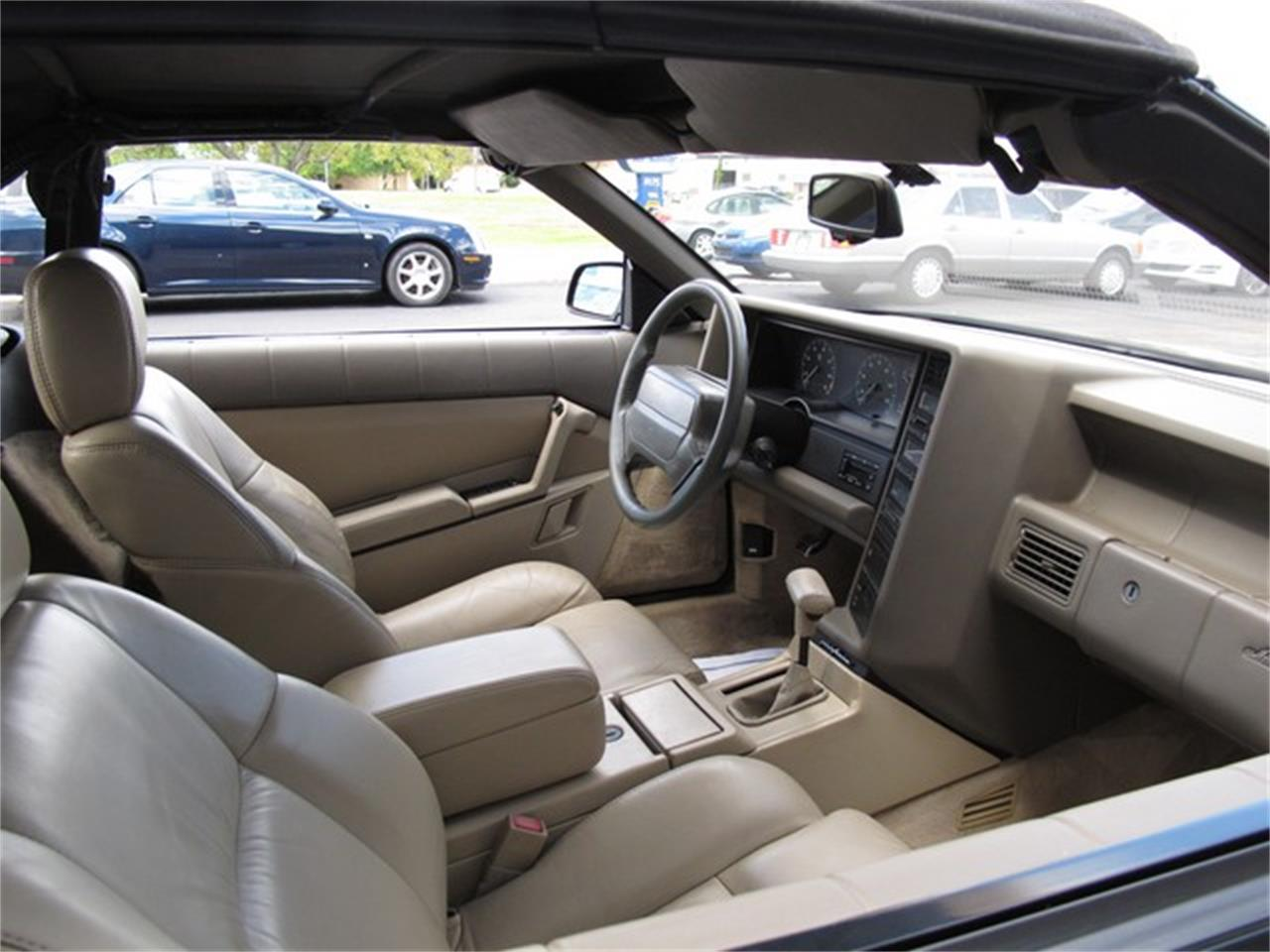 Large Picture of 1993 Cadillac Allante located in Troy Michigan - $14,900.00 - IQM6