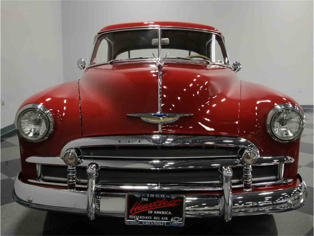 Large Picture of '50 Bel Air - IQME