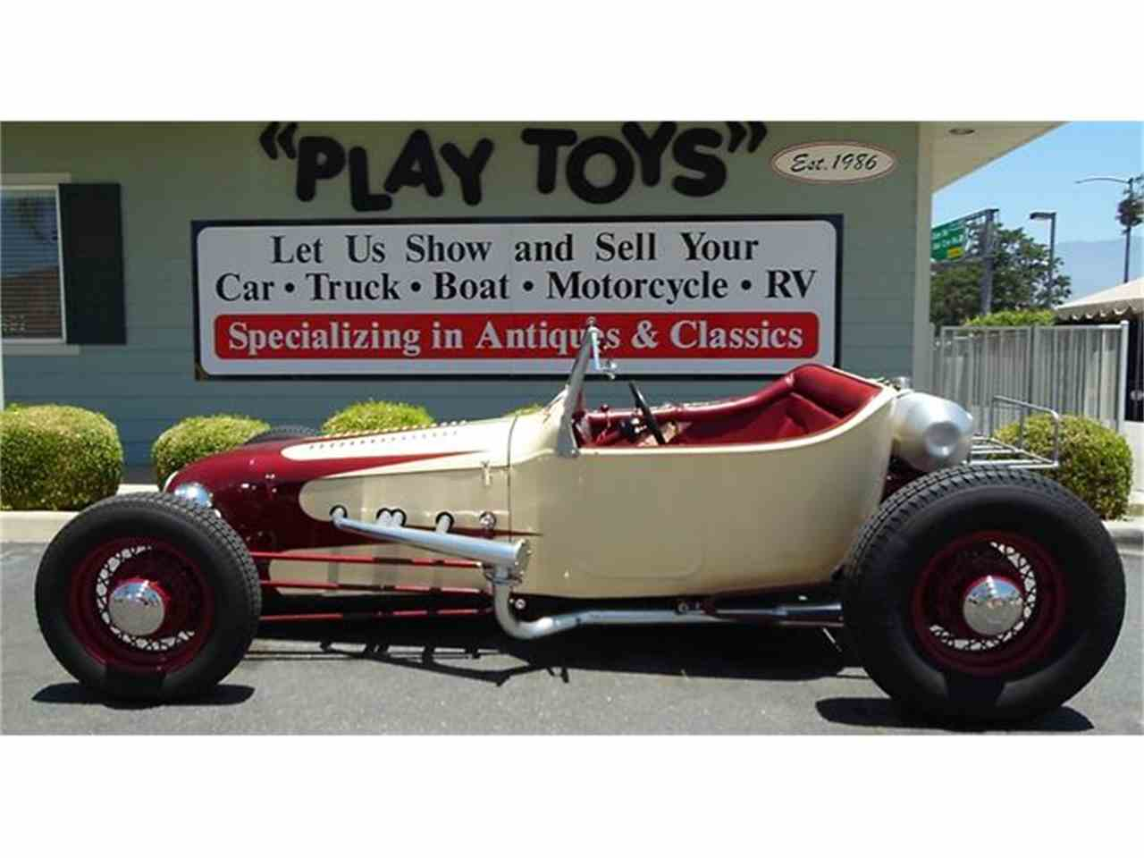 Large Picture of '23 Roadster - IQR0