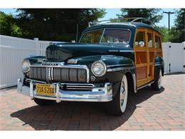 Picture of Classic '48 Mercury Woody Wagon - $149,000.00 - IQS7