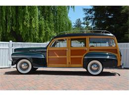 Picture of '48 Mercury Woody Wagon located in Tuftonboro New Hampshire - $149,000.00 Offered by Spoke Motors - IQS7