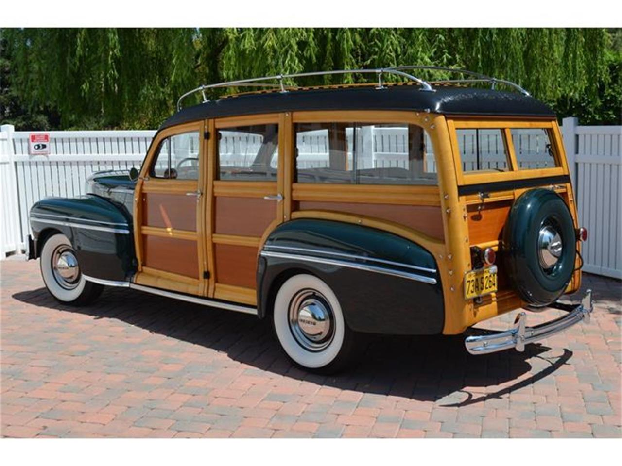 Large Picture of '48 Woody Wagon located in New Hampshire - $149,000.00 - IQS7