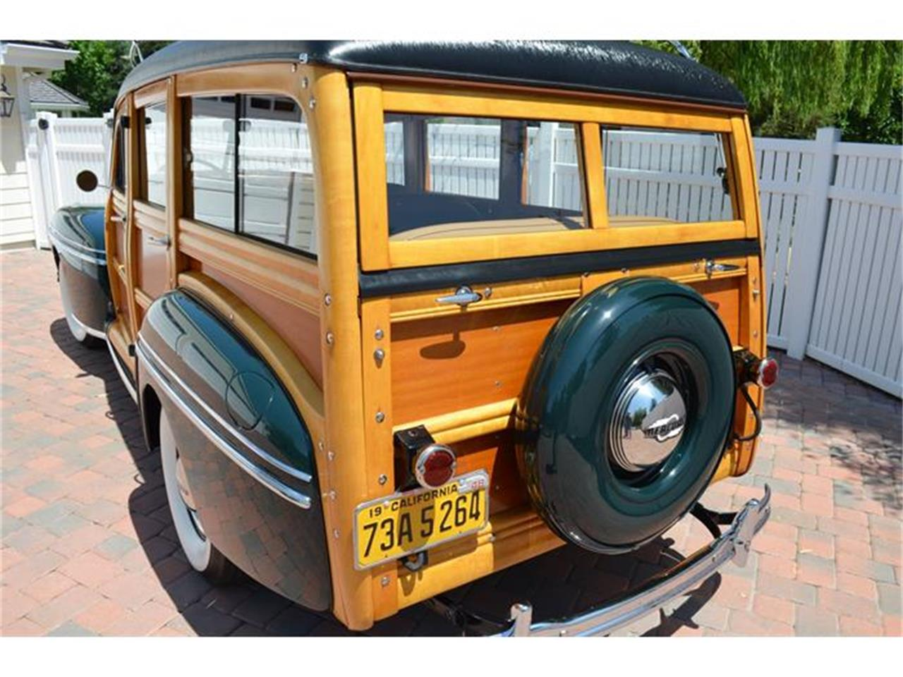 Large Picture of 1948 Woody Wagon Offered by Spoke Motors - IQS7