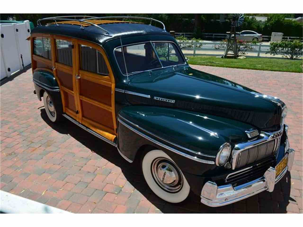Large Picture of '48 Woody Wagon - IQS7