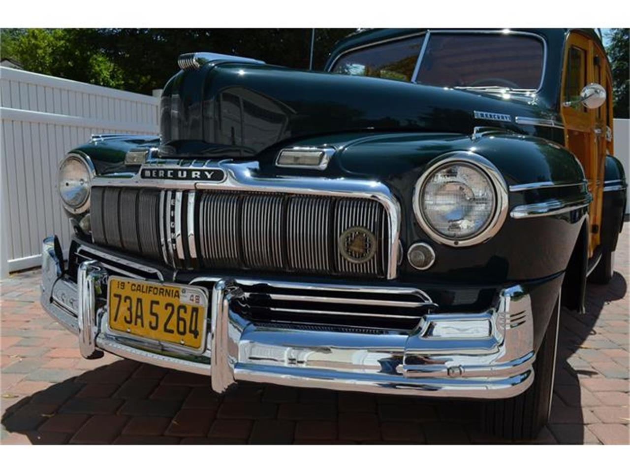 Large Picture of Classic 1948 Mercury Woody Wagon located in New Hampshire - $149,000.00 - IQS7