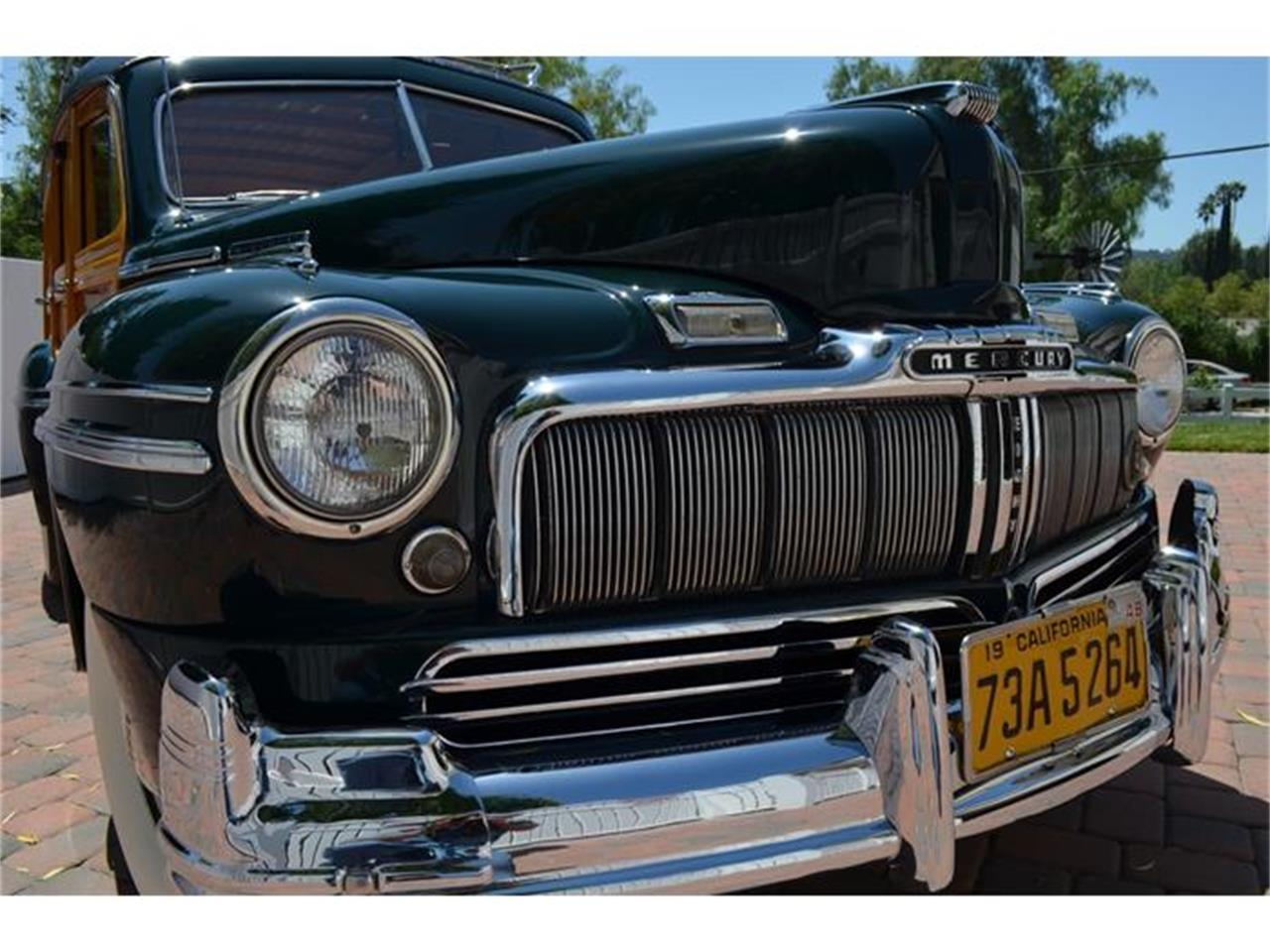 Large Picture of 1948 Mercury Woody Wagon Offered by Spoke Motors - IQS7