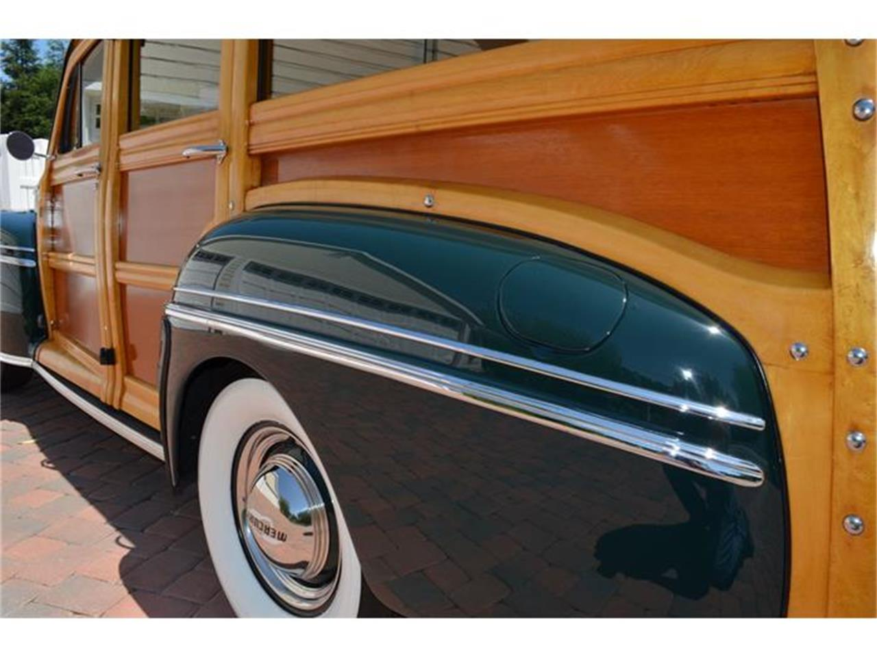 Large Picture of Classic 1948 Woody Wagon Offered by Spoke Motors - IQS7