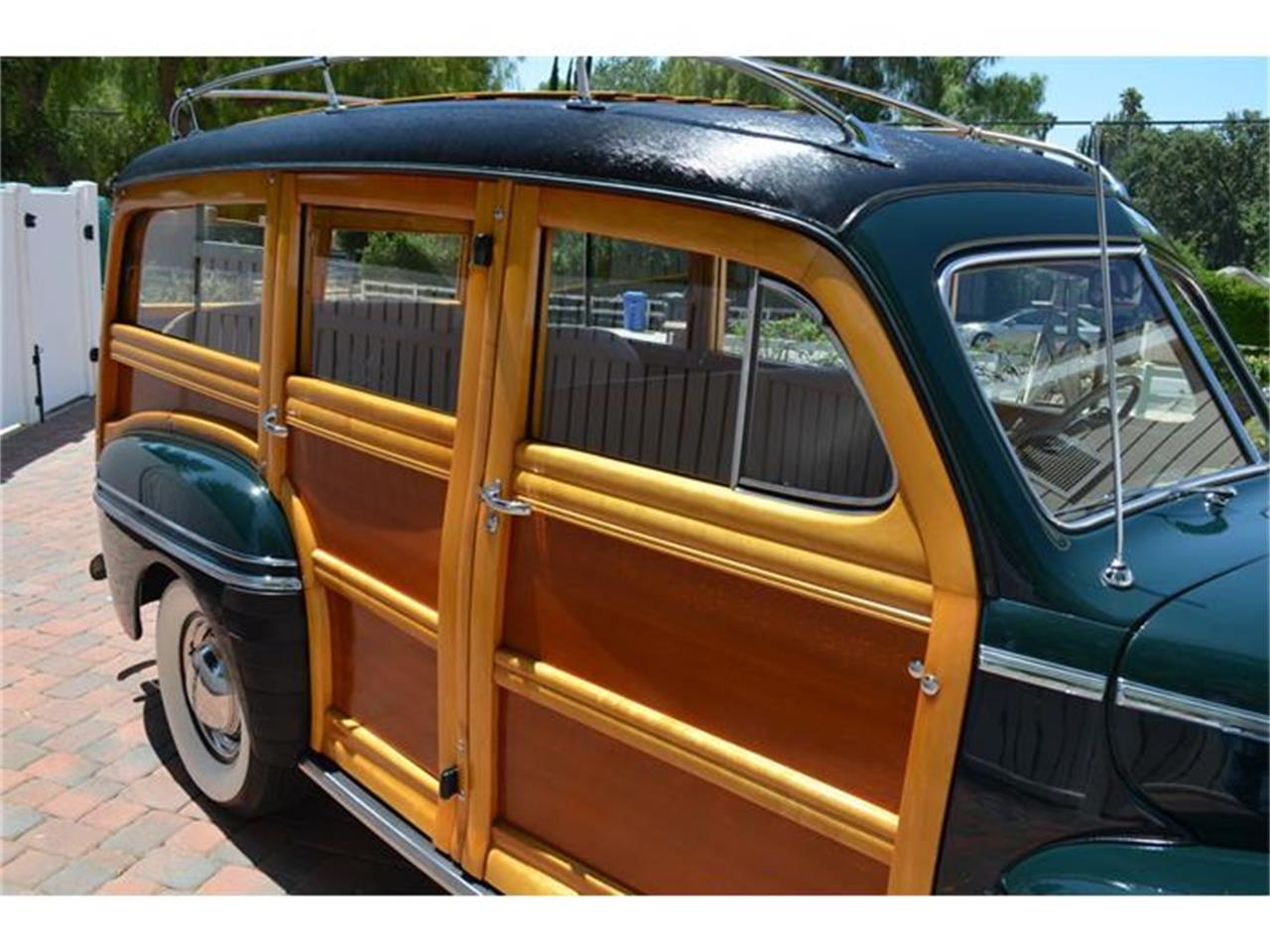 Large Picture of 1948 Mercury Woody Wagon located in Tuftonboro New Hampshire Offered by Spoke Motors - IQS7