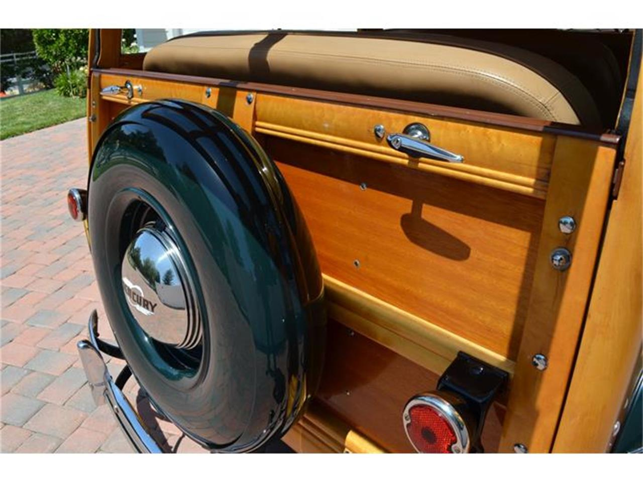 Large Picture of 1948 Woody Wagon - IQS7