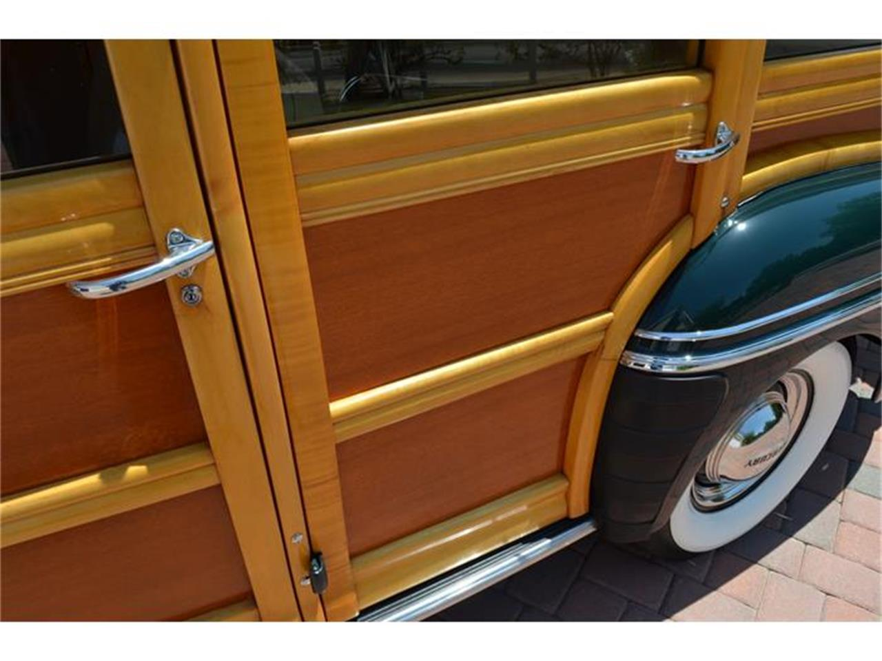 Large Picture of '48 Woody Wagon located in Tuftonboro New Hampshire - $149,000.00 Offered by Spoke Motors - IQS7