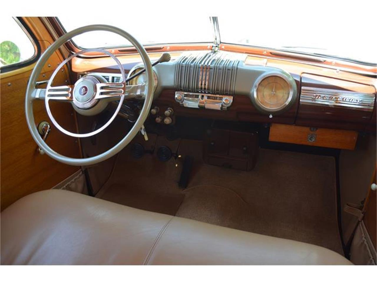 Large Picture of '48 Mercury Woody Wagon located in New Hampshire Offered by Spoke Motors - IQS7