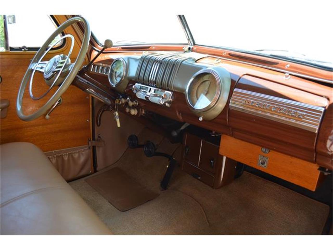 Large Picture of '48 Woody Wagon Offered by Spoke Motors - IQS7