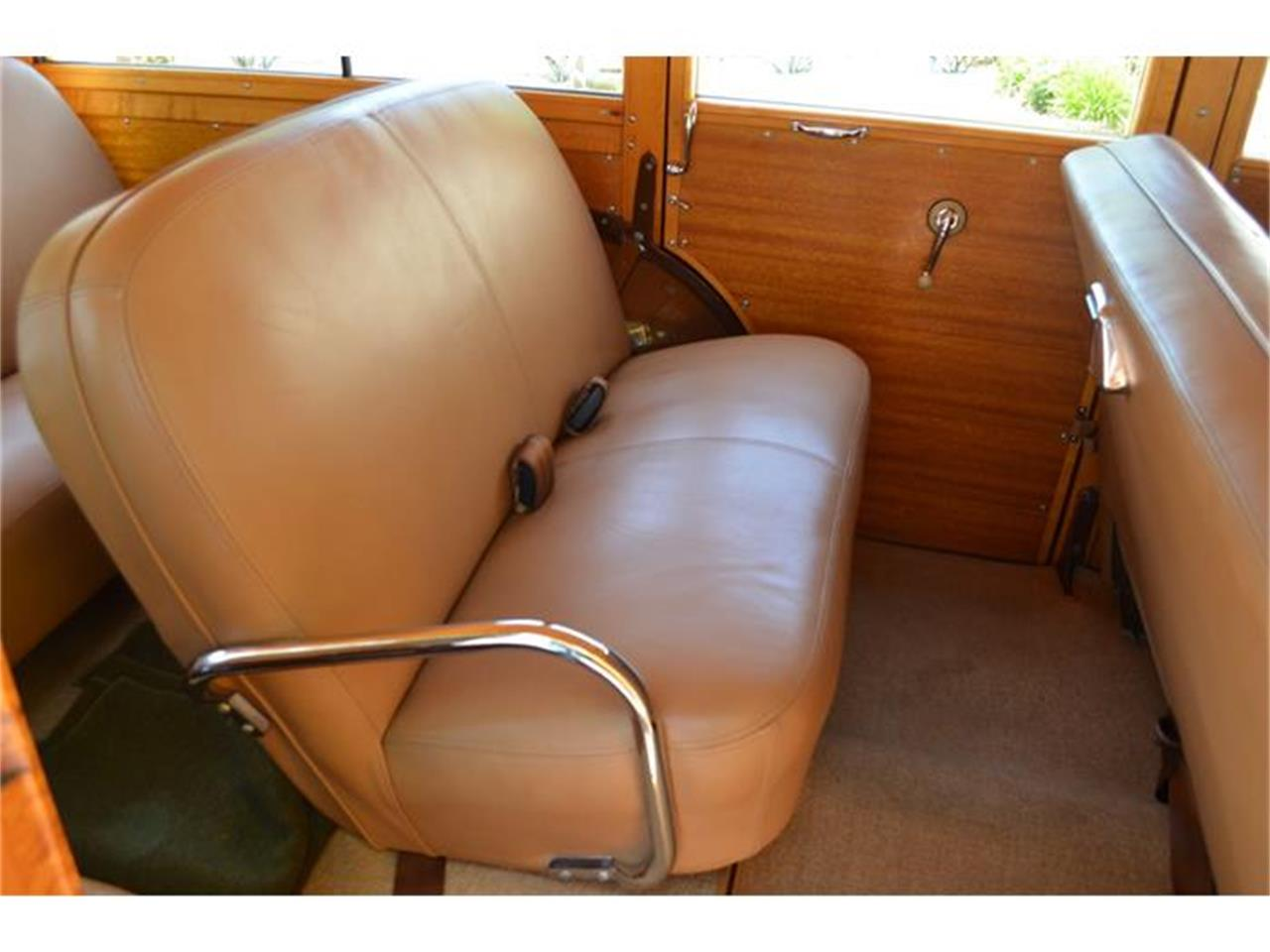 Large Picture of '48 Mercury Woody Wagon Offered by Spoke Motors - IQS7