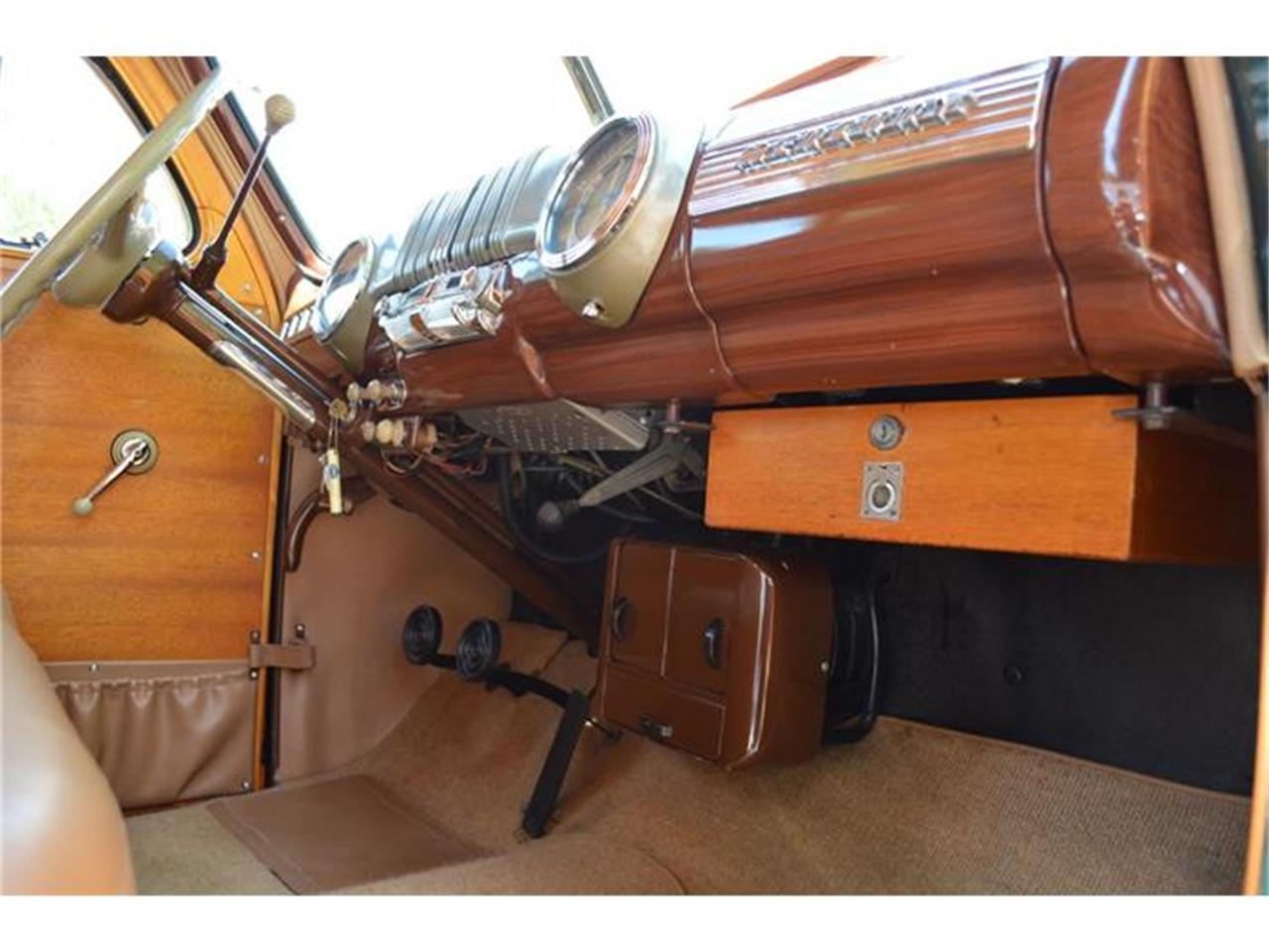 Large Picture of 1948 Woody Wagon located in Tuftonboro New Hampshire - $149,000.00 Offered by Spoke Motors - IQS7