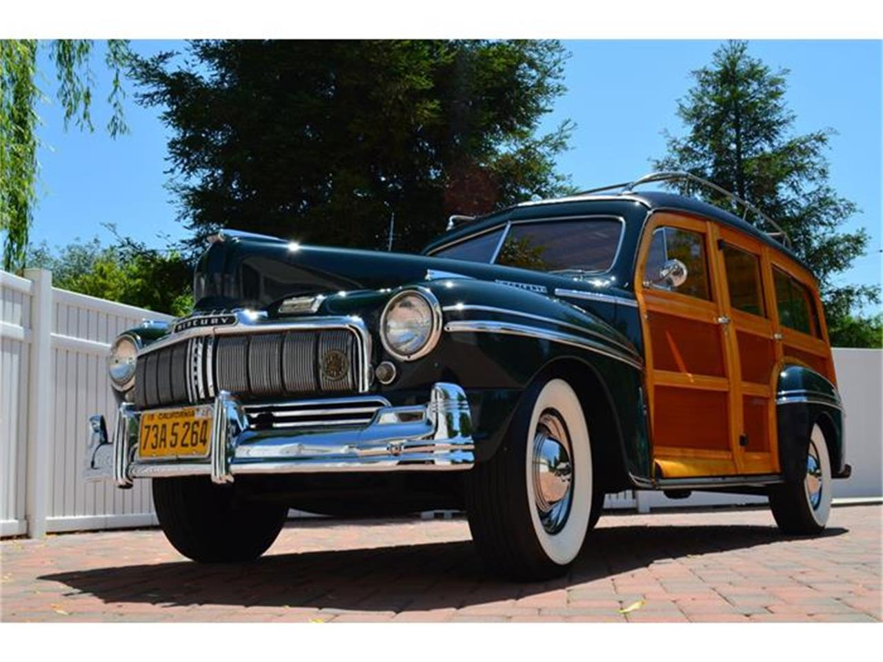 Large Picture of 1948 Mercury Woody Wagon located in Tuftonboro New Hampshire - $149,000.00 - IQS7