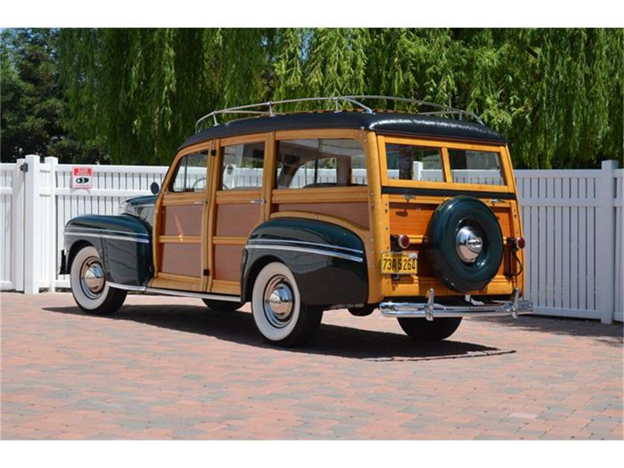 Large Picture of '48 Woody Wagon located in New Hampshire - IQS7