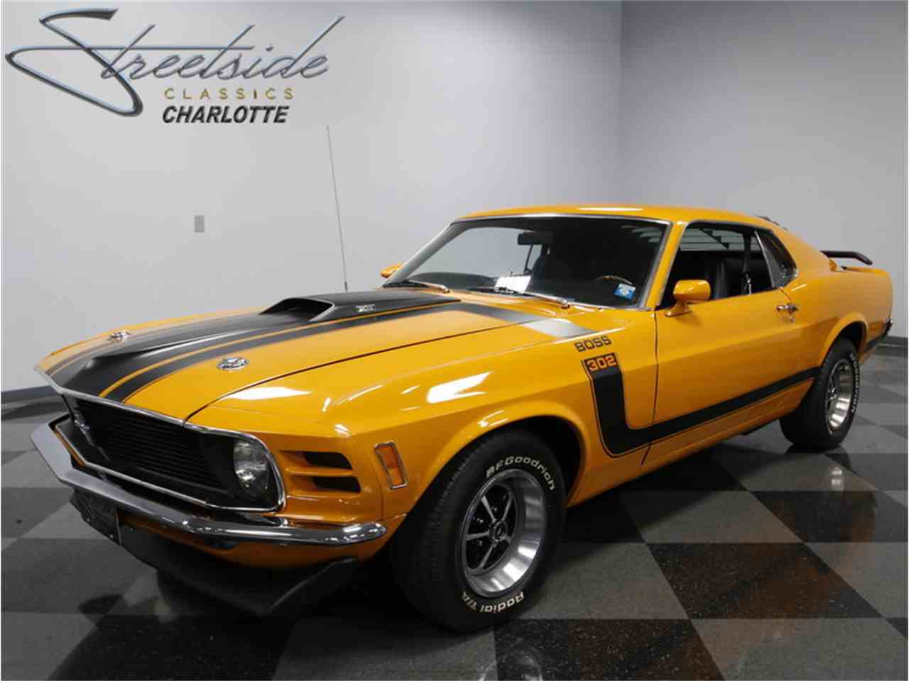 Large Picture of Classic 1970 Ford Mustang Boss 302 Tribute - IQT9