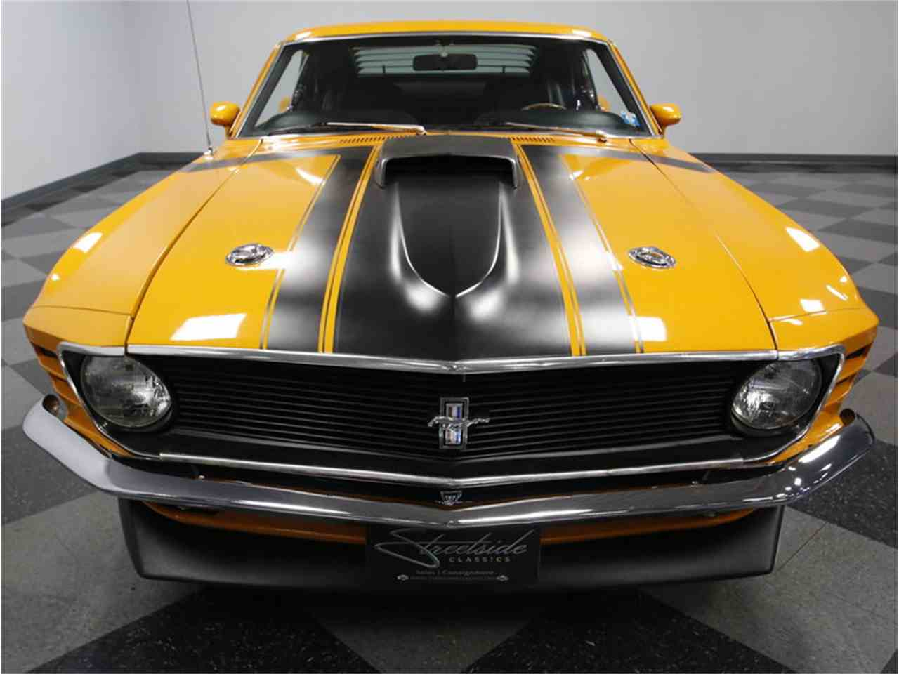 Large Picture of '70 Mustang Boss 302 Tribute located in North Carolina Offered by Streetside Classics - Charlotte - IQT9