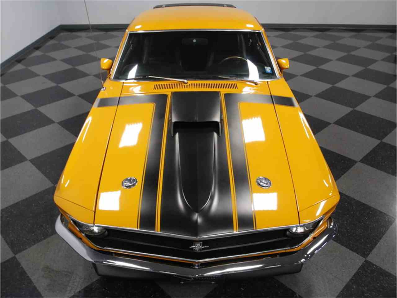 Large Picture of 1970 Mustang Boss 302 Tribute - IQT9