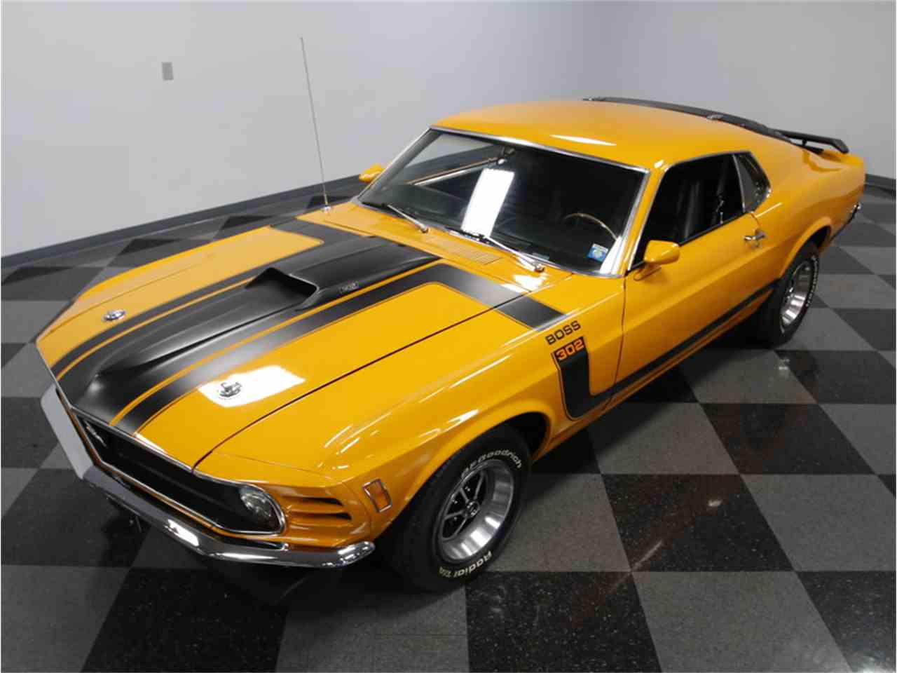 Large Picture of 1970 Mustang Boss 302 Tribute located in North Carolina Offered by Streetside Classics - Charlotte - IQT9