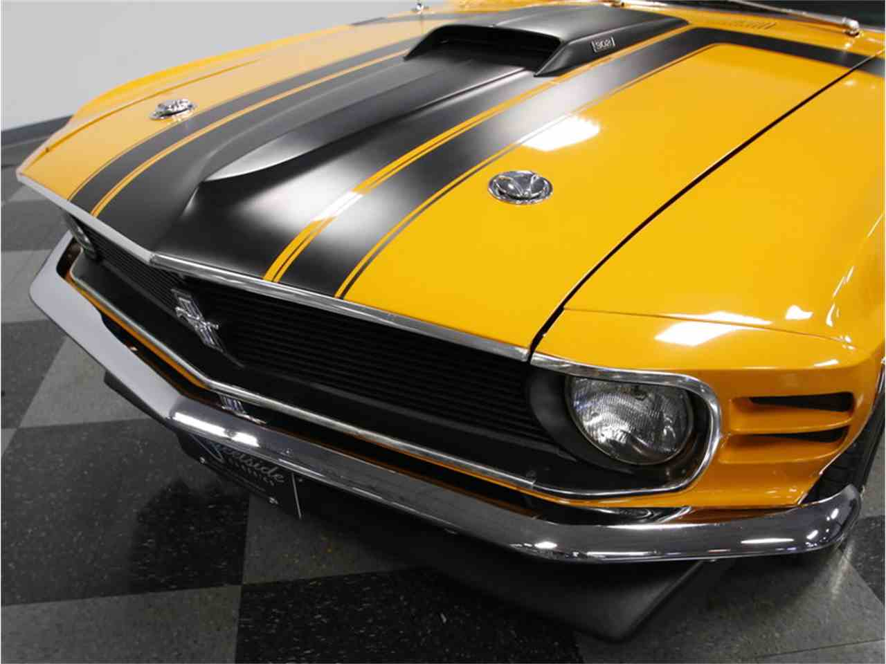 Large Picture of '70 Ford Mustang Boss 302 Tribute - IQT9