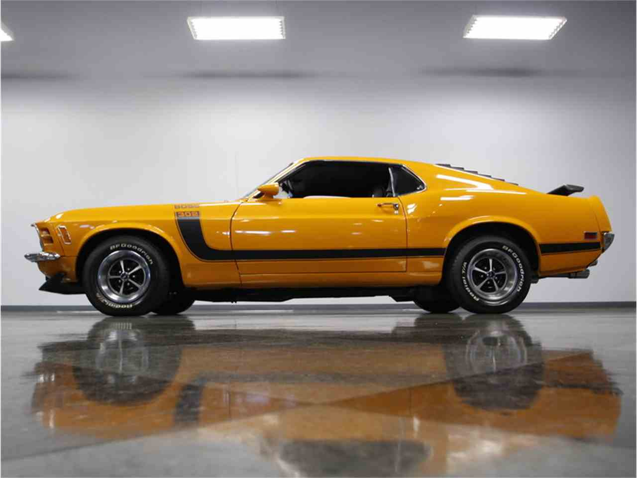 Large Picture of Classic '70 Mustang Boss 302 Tribute located in North Carolina - IQT9