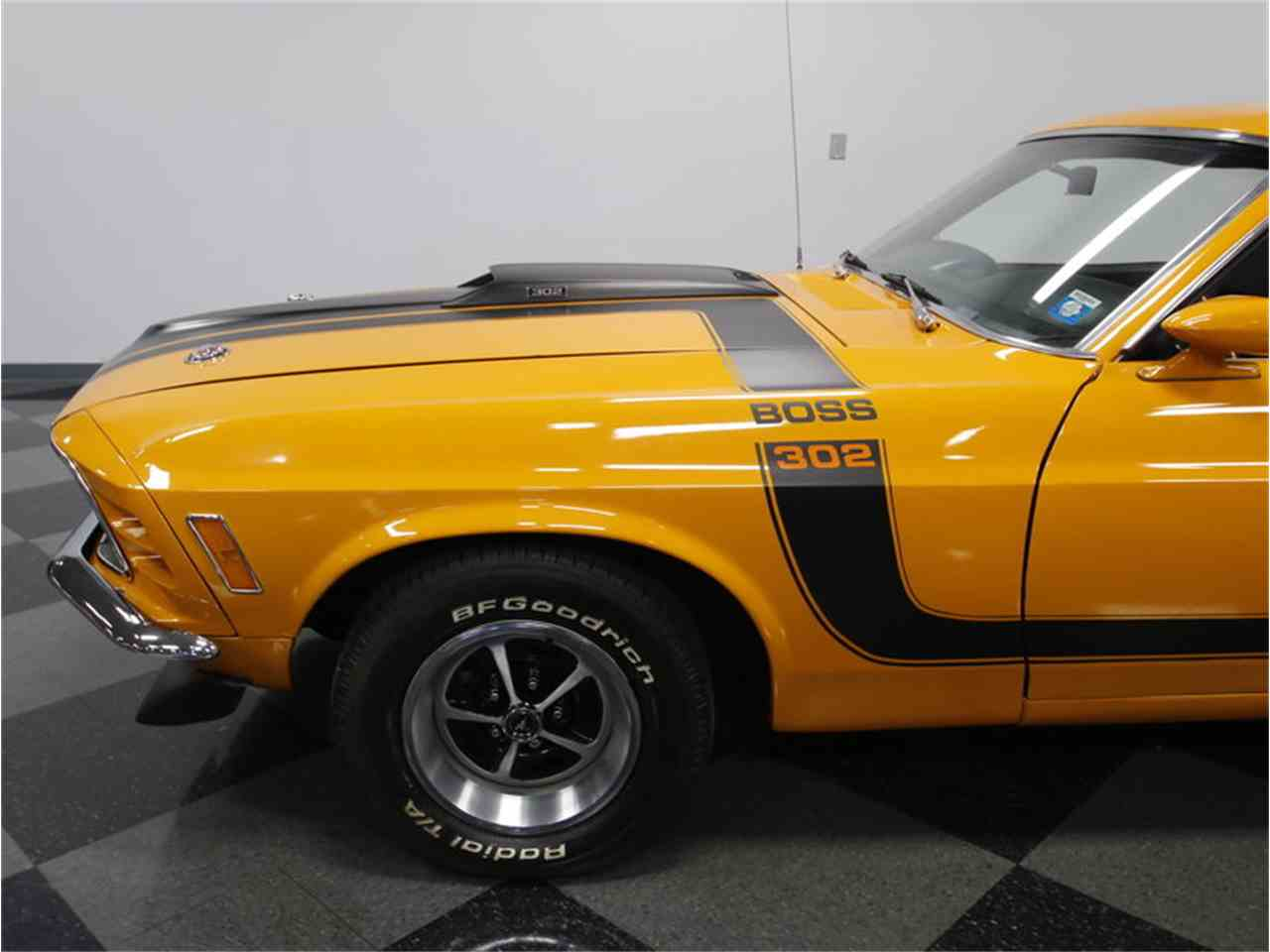 Large Picture of Classic 1970 Ford Mustang Boss 302 Tribute located in North Carolina - IQT9