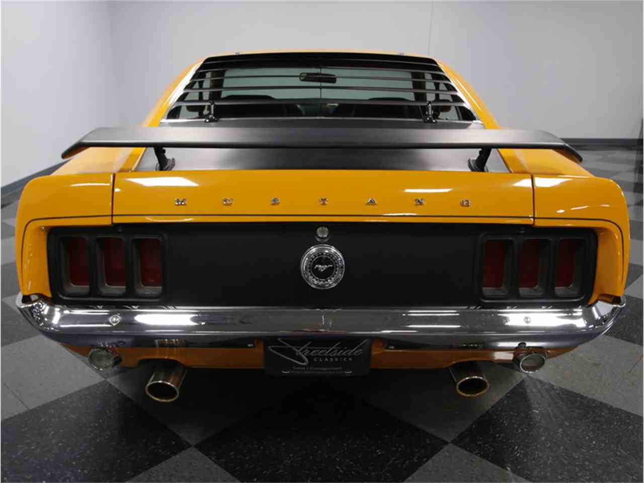Large Picture of Classic 1970 Mustang Boss 302 Tribute located in Concord North Carolina - $34,995.00 Offered by Streetside Classics - Charlotte - IQT9