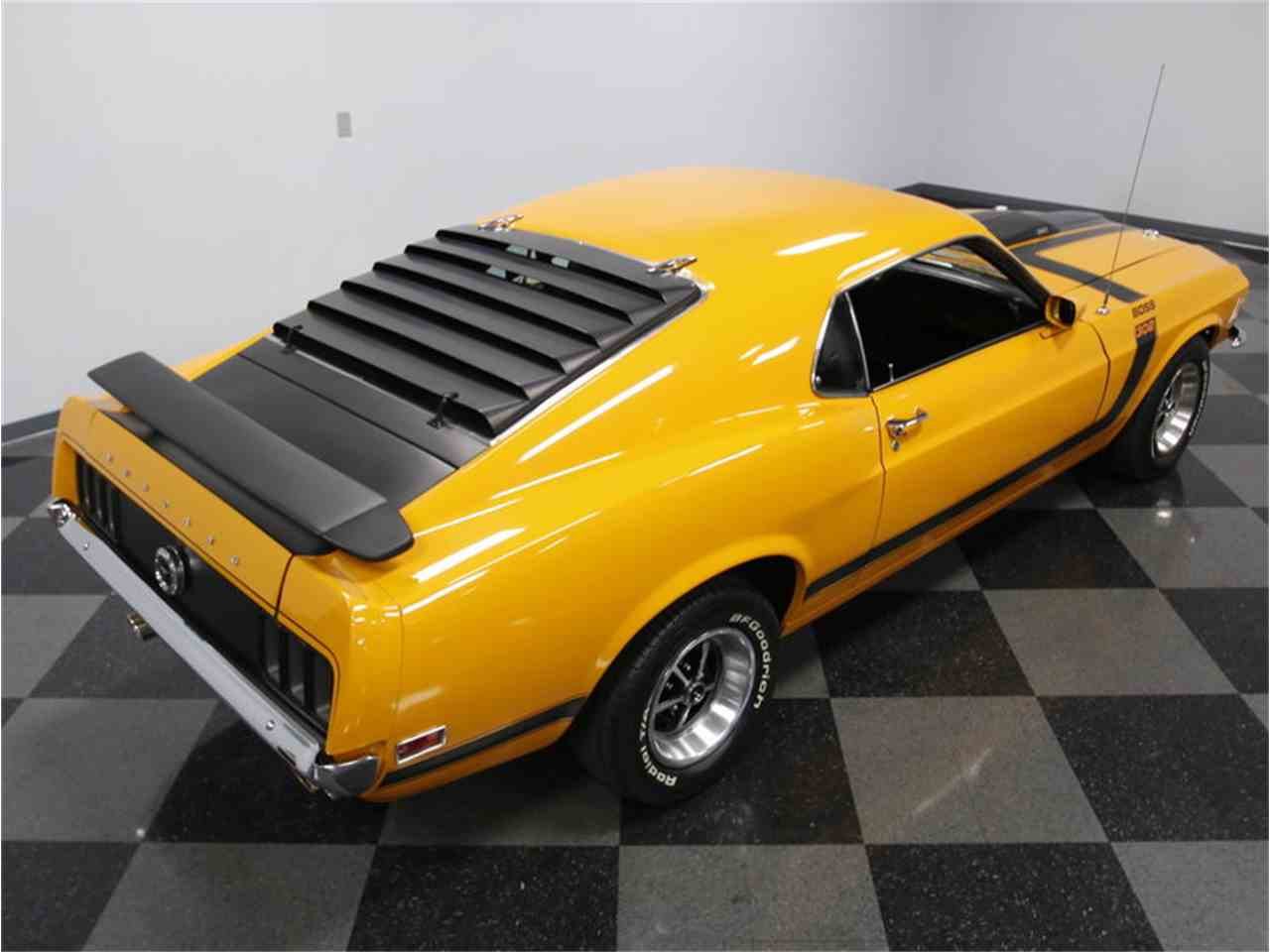 Large Picture of Classic 1970 Mustang Boss 302 Tribute Offered by Streetside Classics - Charlotte - IQT9